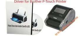 Driver điều khiển cho các dòng máy in nhãn Brother