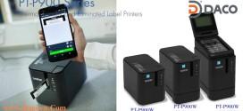 Máy In Nhãn Mã Vạch Đa Lớp Brother PT-P900W, Kết nối mạng LAN Wifi