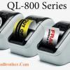 QL800, QL810W, QL820NWB Máy In Nhãn Giấy 62mm, 2 Màu Brother