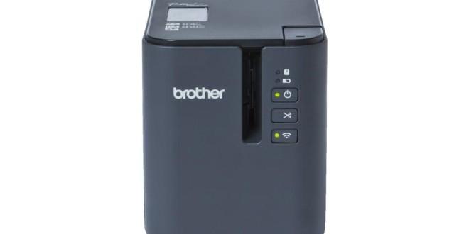 Máy in nhãn PT-P900W giải pháp hoàn hảo cho khách hàng tủ bảng điện