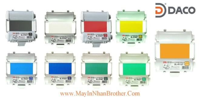 Ruy Băng Mực Máy In & Máy Cắt MAX Bepop CPM-100, PM-100