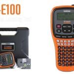May in tem nhan mac cam tay cong nghiep P-touch EDGE® PT-E100, Máy in tem nhãn mác cầm tay E100 Brother