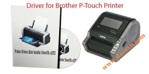 Driver Dieu khien may in nhan P-touch Brother