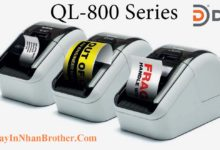 May In Nhan Giay Brother QL800, QL810W,QL820NWB