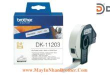 Nhan giay Brother DK-11203_17x87mmx300