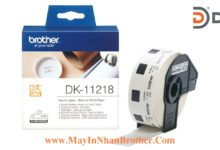 Nhan giay Brother DK-11218_Tron 24mmx1000