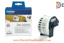 Nhan giay Brother DK-22225_38mm